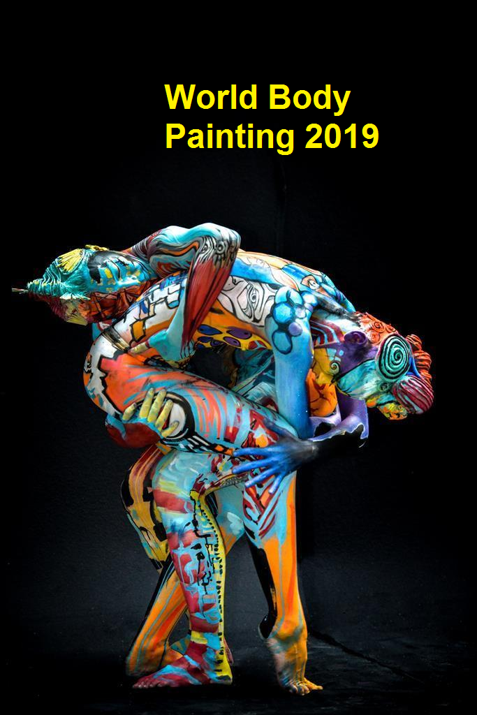 World Body Painting in Klagenfurt