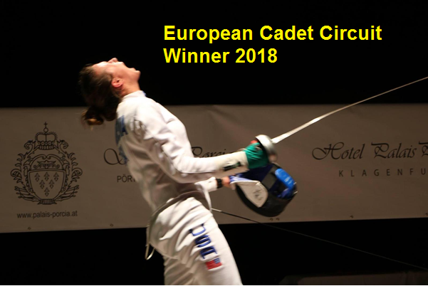European Cardet Circuit Winner
